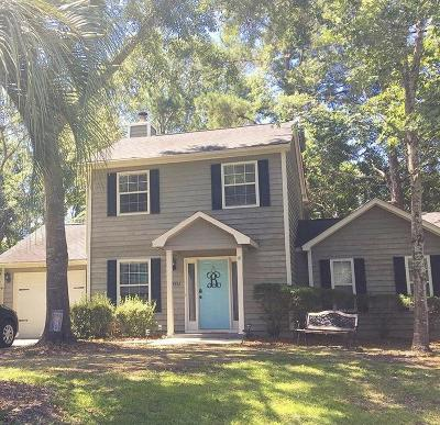 North Charleston Single Family Home For Sale: 7932 Riverbirch Lane