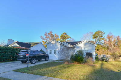Charleston Single Family Home For Sale: 1167 Landsdowne Drive