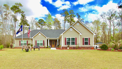 Summerville Single Family Home For Sale: 428 Cypress Point Drive