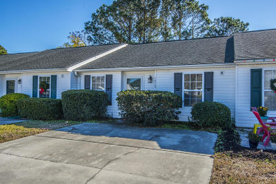 Charleston SC Attached For Sale: $205,000