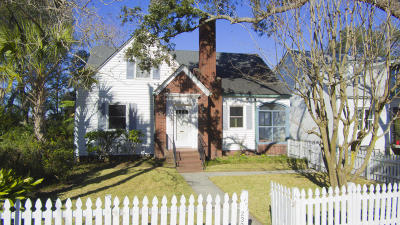 Charleston Single Family Home For Sale: 2328 Sunnyside Avenue