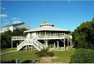 Edisto Beach Single Family Home For Sale: 3536 Yacht Club Road