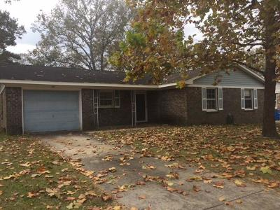 Goose Creek Single Family Home For Sale: 11 Clarksville Lane