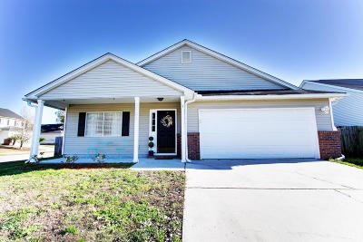 North Charleston Single Family Home For Sale: 2501 Melville Road