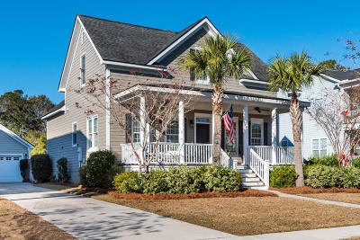 Charleston SC Single Family Home For Sale: $479,000