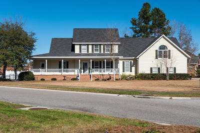 Moncks Corner Single Family Home For Sale: 1098 Francis Marion Circle