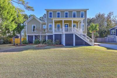 Mount Pleasant SC Single Family Home For Sale: $599,000