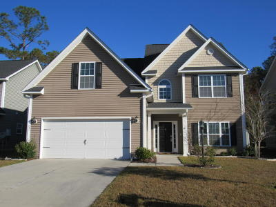 Ladson Single Family Home For Sale: 231 Withers Lane