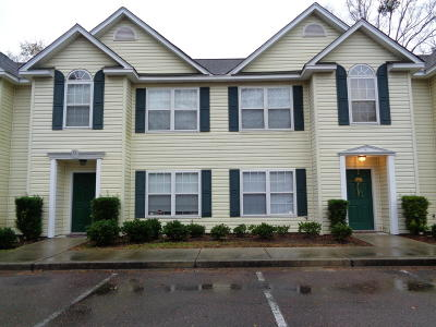 Charleston Attached For Sale: 1545 Ashley River Road #1-C