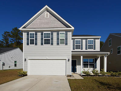 North Charleston Single Family Home For Sale: 7860 Expedition Drive