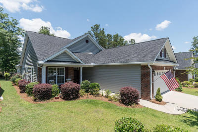 Single Family Home For Sale: 119 Brutus Lane
