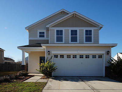 Goose Creek Single Family Home Contingent: 414 Watershed Drive