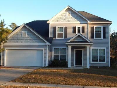 Moncks Corner Single Family Home For Sale: 208 Brayton Lane