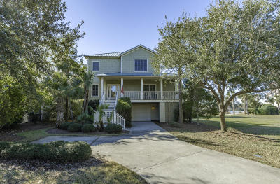 Seabrook Island Single Family Home Contingent: 2271 Seabrook Island Road