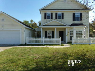 Summerville Single Family Home For Sale: 603 Savannah River Drive