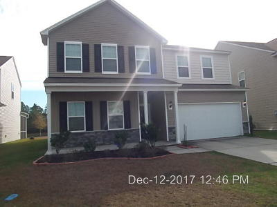 Summerville Single Family Home For Sale: 245 Decatur Drive