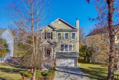 Charleston Single Family Home For Sale: 1497 Gator Trak