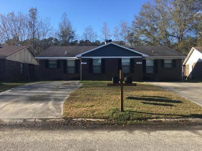 North Charleston Multi Family Home For Sale: 139 Cedar Grove #A &