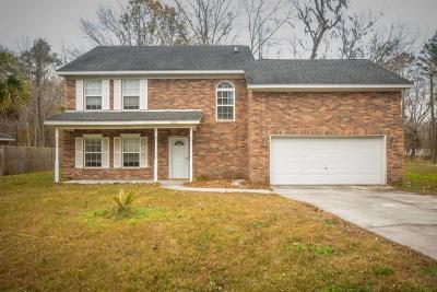 Moncks Corner Single Family Home For Sale: 1237 Saylors Avenue