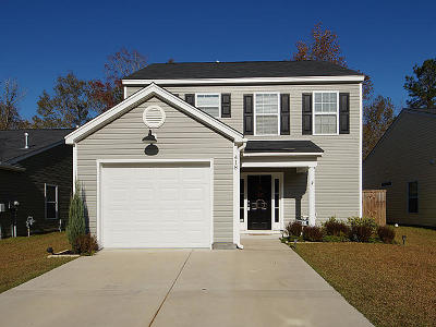 Summerville Single Family Home For Sale: 418 Savannah River Drive