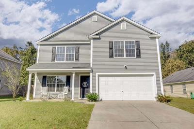 Moncks Corner Single Family Home For Sale: 2046 Robin Wood Boulevard