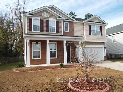 Moncks Corner Single Family Home For Sale: 407 Early Morning Drive