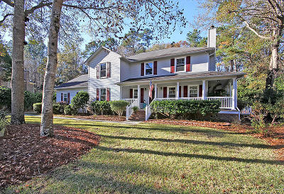 Summerville Single Family Home For Sale: 406 Glouchester Ct