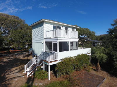 Folly Beach Single Family Home Contingent: 818 E Ashley Avenue