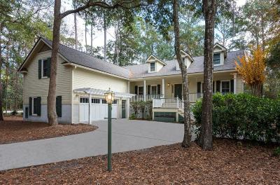 Johns Island Single Family Home For Sale: 3032 Baywood Drive