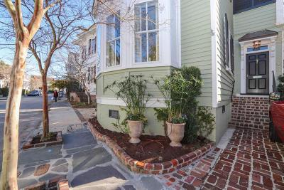 Charleston Single Family Home For Sale: 15 Water Street