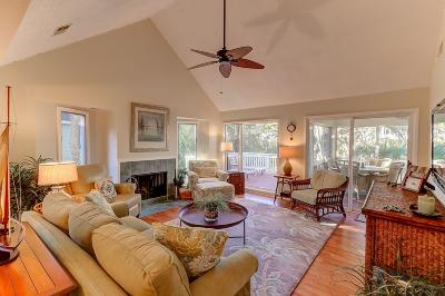 Seabrook Island Single Family Home For Sale: 1004 Embassy Row Way