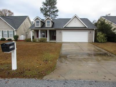 Single Family Home For Sale: 1139 Blue Heron Point