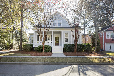 Charleston Single Family Home For Sale: 7064 Schooner Street