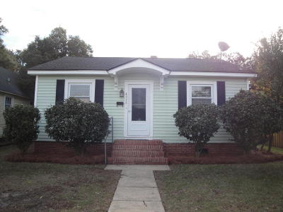 Single Family Home For Sale: 4932 Durant Avenue