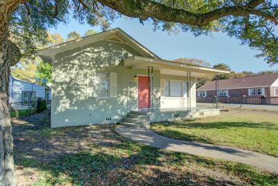 Single Family Home For Sale: 3902 Walnut Street