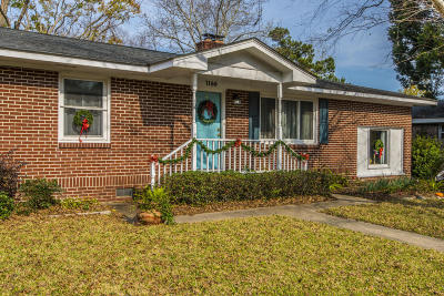Single Family Home For Sale: 1166 Montgomery Road