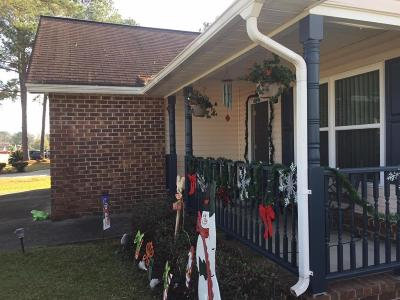 Single Family Home For Sale: 7713 Brookdale Boulevard