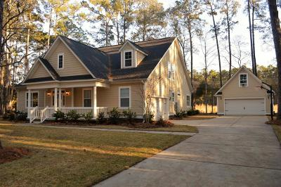Single Family Home For Sale: 122 Ashley River Drive