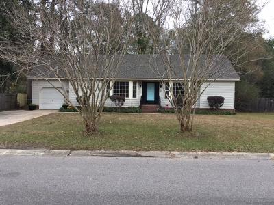 Single Family Home For Sale: 326 Canaberry Circle