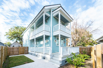 Charleston Single Family Home For Sale: 4 F Street