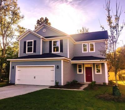 Single Family Home For Sale: 158 McMakin Street