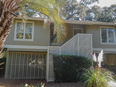 Johns Island Single Family Home For Sale: 1155 Summer Wind Lane