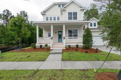 Mount Pleasant Single Family Home For Sale: 3529 Crosstrees Lane