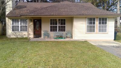 Ladson Single Family Home For Sale: 155 Mickler Drive