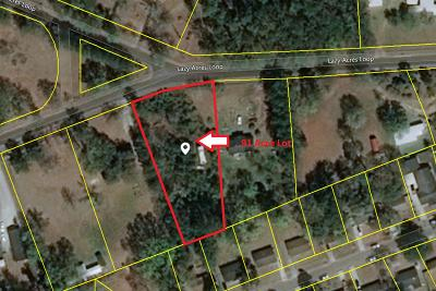 Residential Lots & Land For Sale: 1 Lazy Acres Loop