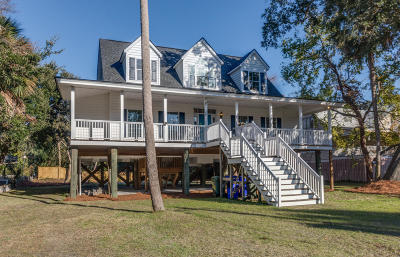 Isle Of Palms Single Family Home For Sale: 36 31st Ave