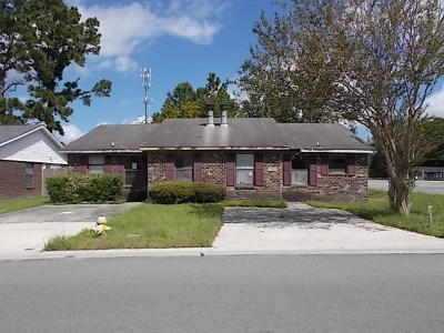 Ladson Multi Family Home Contingent: 202 Miami Street #A&B