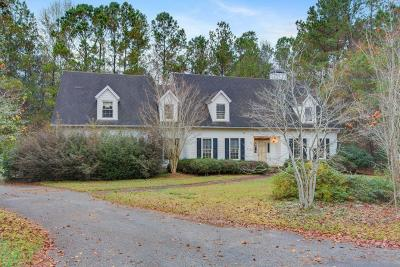 Summerville Single Family Home Contingent: 112 Hutchinson Lane