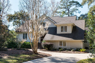 Johns Island Single Family Home For Sale: 2860 Old Drake Drive