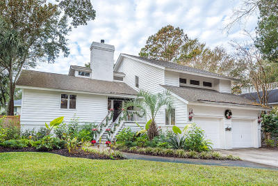 Isle Of Palms Single Family Home For Sale: 3 Sand Dollar Drive